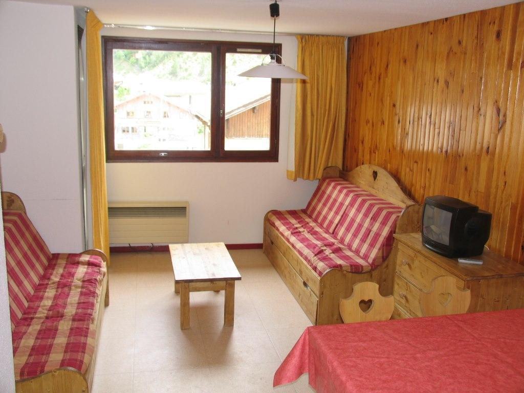 Location au ski Appartement 2 pièces 5 personnes (AR26) - Residences Du Quartier Napoleon - Val Cenis - Table basse