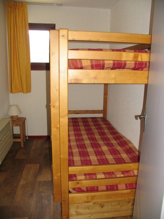 Location au ski Appartement 3 pièces 7 personnes (AR21) - Residences Du Quartier Napoleon - Val Cenis - Lits superposés
