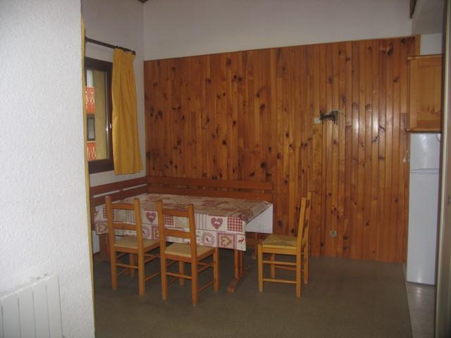 Location au ski Appartement 3 pièces mezzanine 7 personnes (022) - Residences Du Quartier Napoleon - Val Cenis - Salle à manger