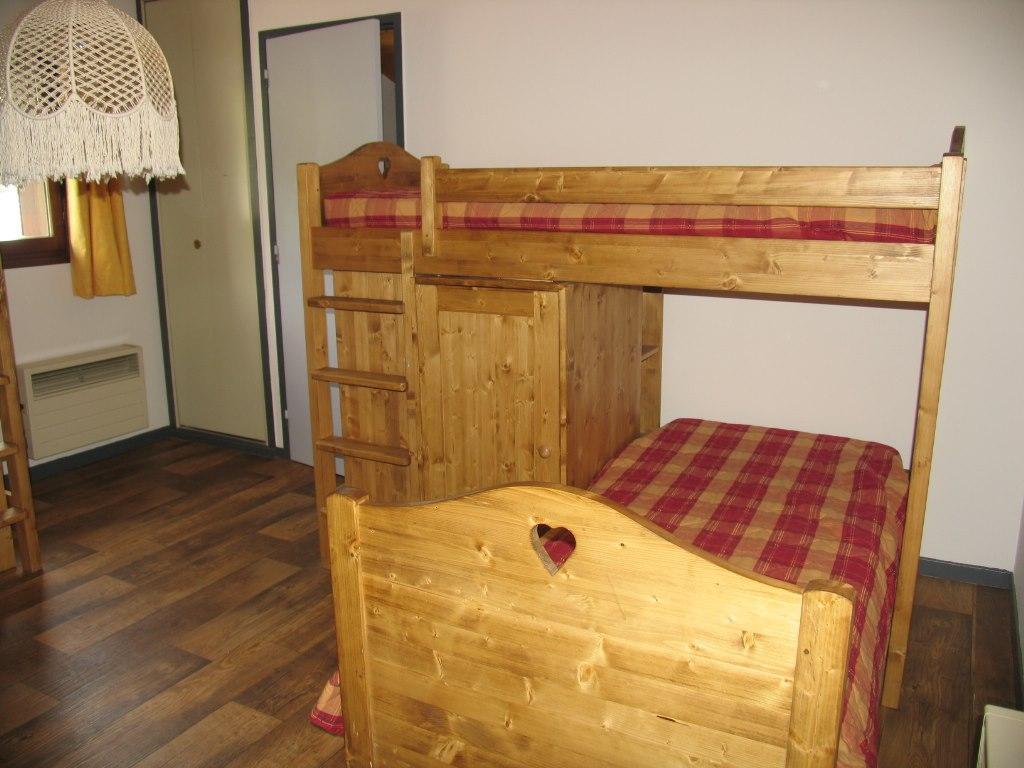 Location au ski Appartement duplex 4 pièces 8 personnes (CA22) - Residences Du Quartier Napoleon - Val Cenis - Chambre