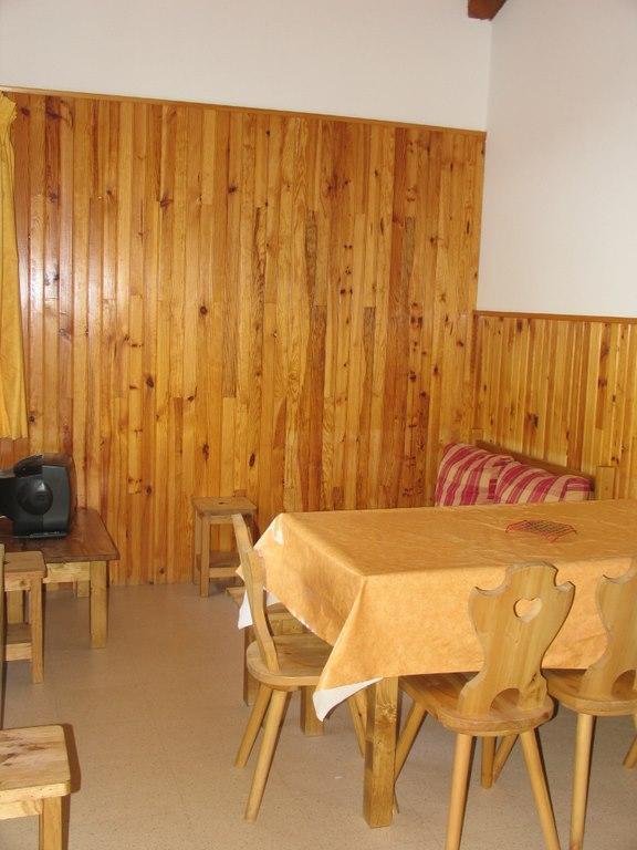 Location au ski Appartement duplex 4 pièces 8 personnes (CA22) - Residences Du Quartier Napoleon - Val Cenis - Table