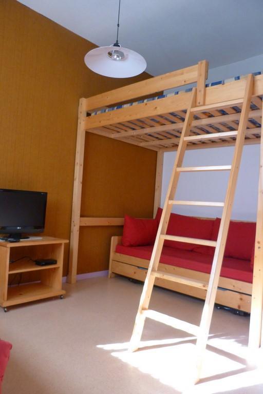 Location au ski Studio 3 personnes (01) - Residences Du Quartier Napoleon - Val Cenis - Lit double