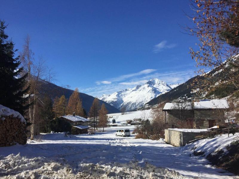 Vacaciones en montaña Apartamento 4 piezas para 8 personas (006) - Chalet le Saint Valin - Val Cenis - Invierno