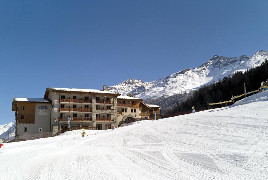 Location au ski Hôtel Club MMV le Val Cenis - Val Cenis - Extérieur hiver