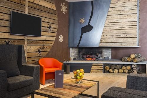 Location au ski Hôtel Saint Charles Val Cenis - Val Cenis - Intérieur