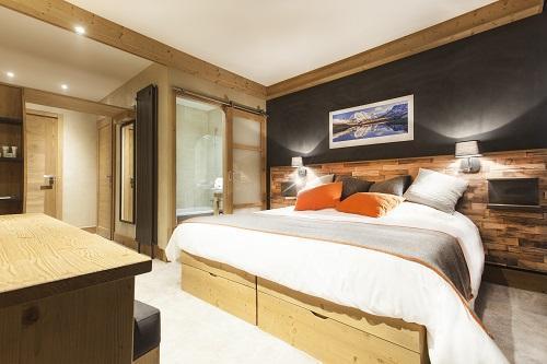Location au ski Hôtel Saint Charles Val Cenis - Val Cenis - Chambre