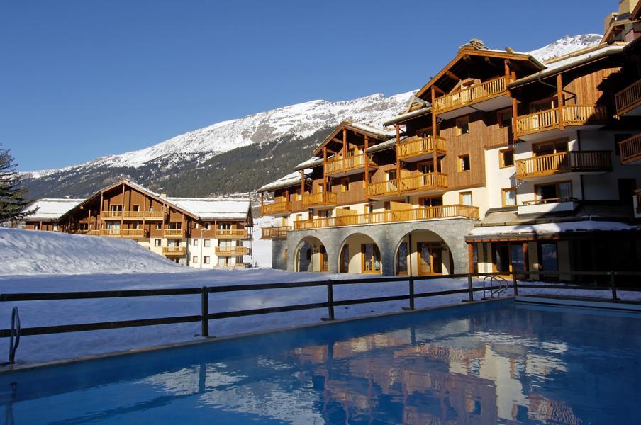 Location au ski Les Alpages de Val Cenis By Resid&Co - Val Cenis - Extérieur hiver