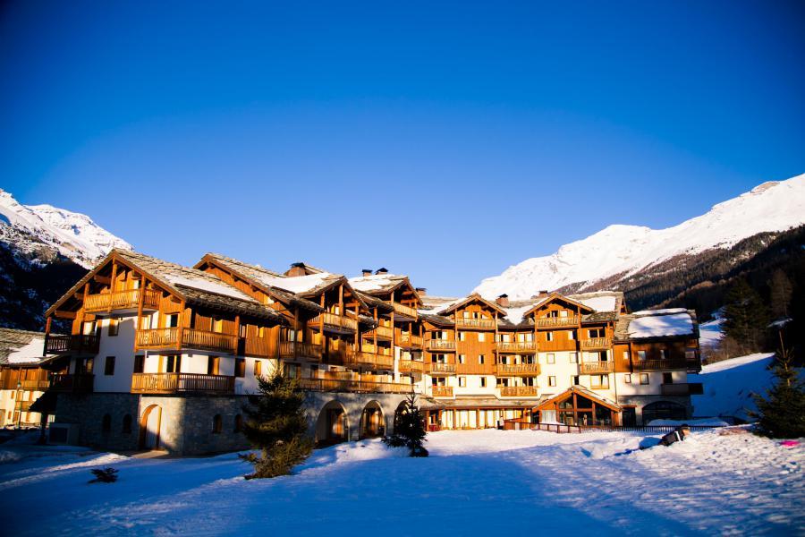 Vacances en montagne Les Alpages de Val Cenis By Resid&Co - Val Cenis - Extérieur hiver