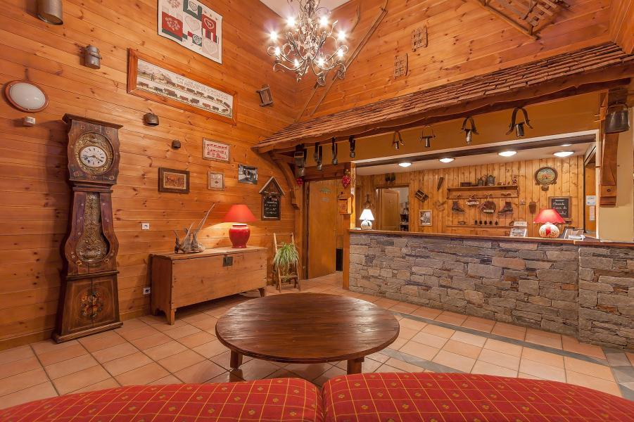 Rent in ski resort Les Balcons de Val Cenis le Haut - Val Cenis - Reception