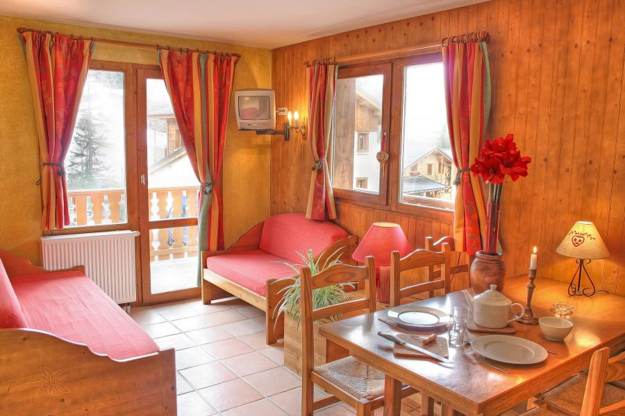 Rent in ski resort Les Balcons de Val Cenis le Haut - Val Cenis - Living room