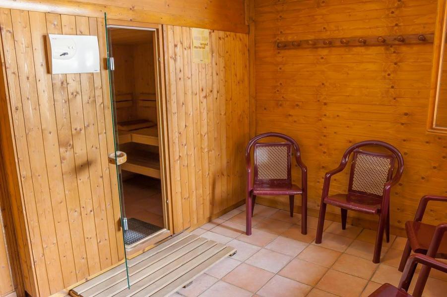Alquiler al esquí Les Balcons de Val Cenis le Haut - Val Cenis - Sauna