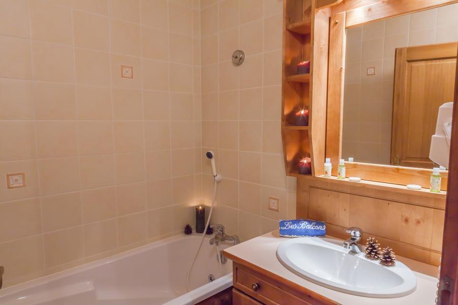 Rent in ski resort Les Balcons de Val Cenis Village - Val Cenis - Bathroom