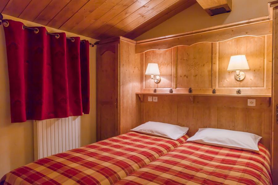 Rent in ski resort Les Balcons de Val Cenis Village - Val Cenis - Bedroom