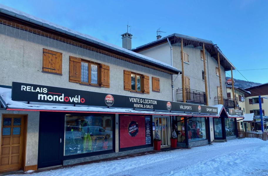 Location au ski Maison Gagnière - Val Cenis
