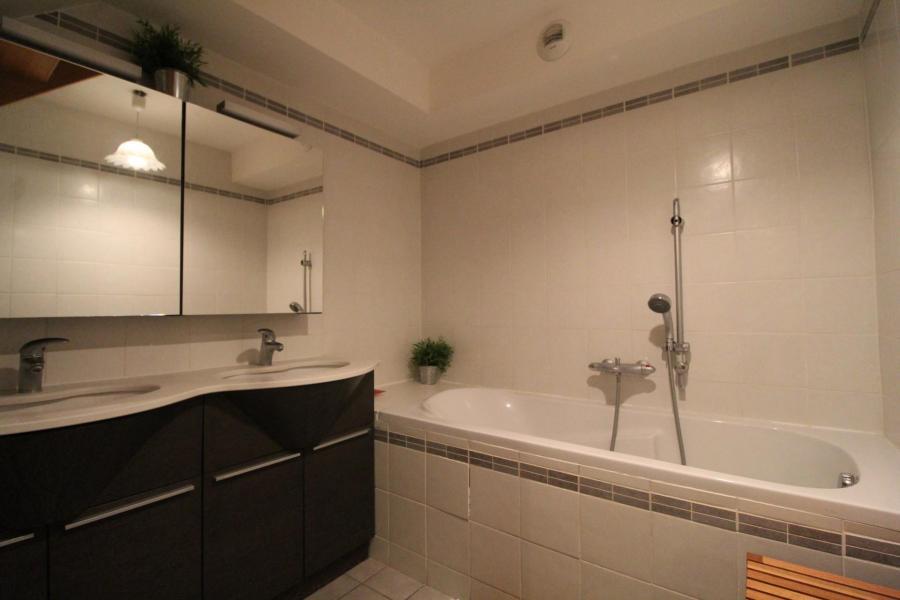 Location au ski Appartement duplex 4 pièces 6 personnes (001) - Maison Gagnière - Val Cenis - Salle de bains