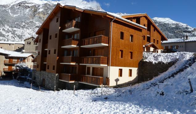 Vacaciones en montaña Résidence Belle - Val Cenis - Invierno