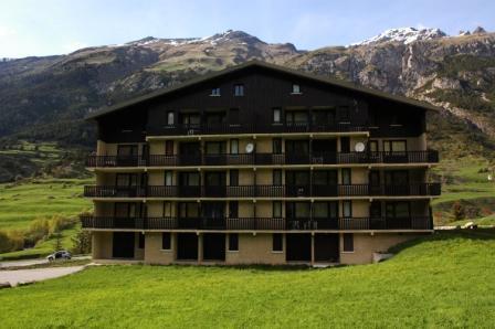 Location au ski Résidence Bouvreuil - Val Cenis - Extérieur hiver