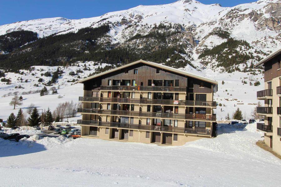 Аренда на лыжном курорте Résidence Bouvreuil - Val Cenis