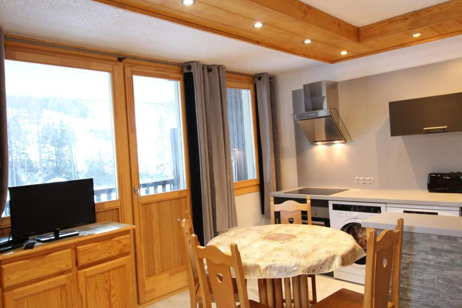 Location au ski Appartement 2 pièces 4 personnes (142) - Résidence Bouvreuil - Val Cenis
