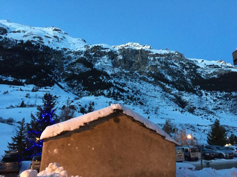 Location au ski Studio 2 personnes (135) - Résidence Bouvreuil - Val Cenis - Extérieur hiver