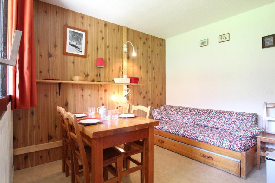 Location au ski Studio 3 personnes (139) - Résidence Bouvreuil - Val Cenis - Séjour