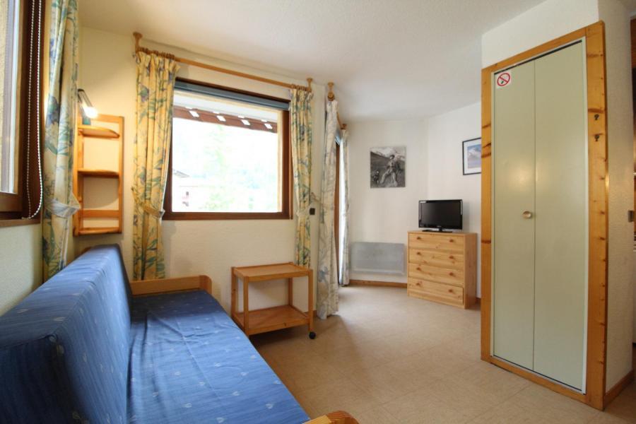 Location au ski Appartement 2 pièces 4 personnes (014) - Résidence Burel - Val Cenis - Banquette