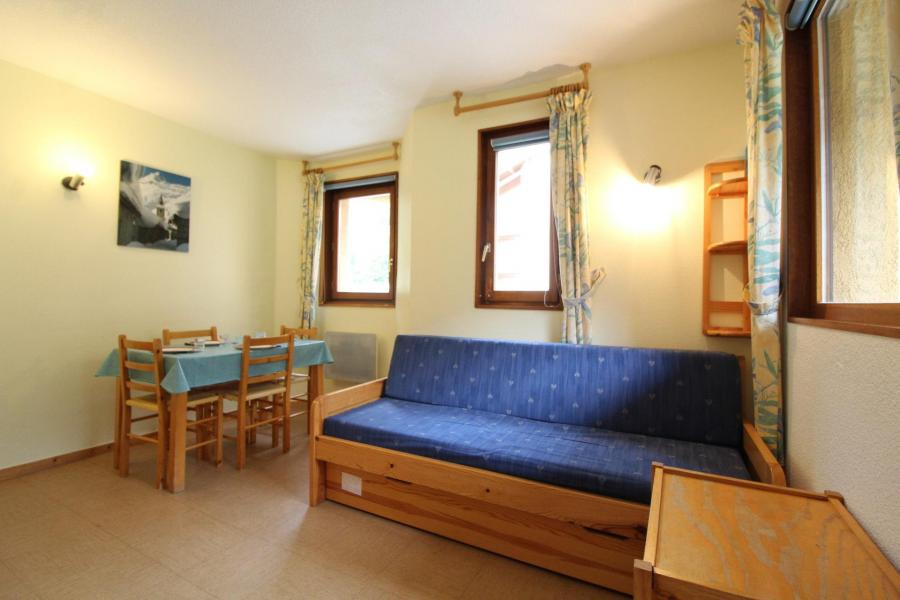 Location au ski Appartement 2 pièces 4 personnes (014) - Résidence Burel - Val Cenis - Séjour