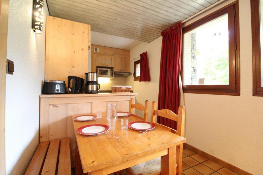 Location au ski Appartement 2 pièces 5 personnes (005) - Résidence Chenevière - Val Cenis - Cuisine