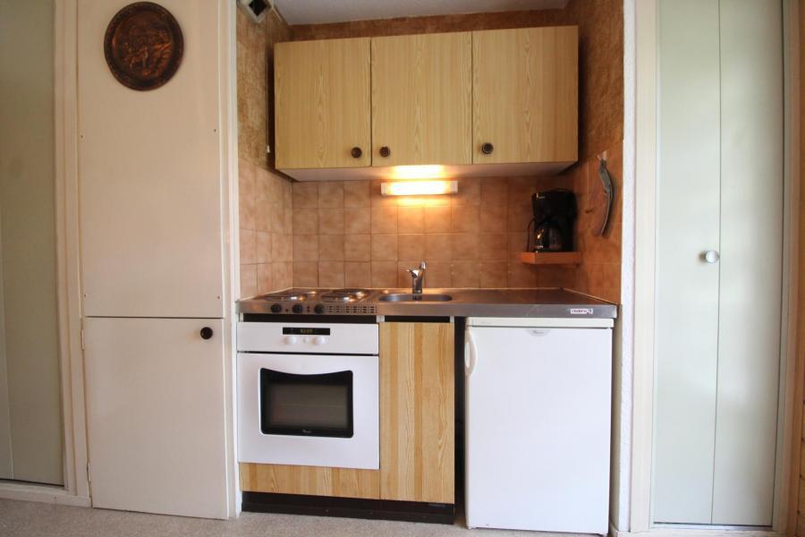 Аренда на лыжном курорте Апартаменты 2 комнат 4 чел. (124) - Résidence Chevallier - Val Cenis - Кухня