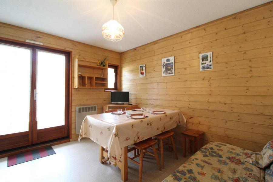 Аренда на лыжном курорте Апартаменты 2 комнат 4 чел. (124) - Résidence Chevallier - Val Cenis - Салон