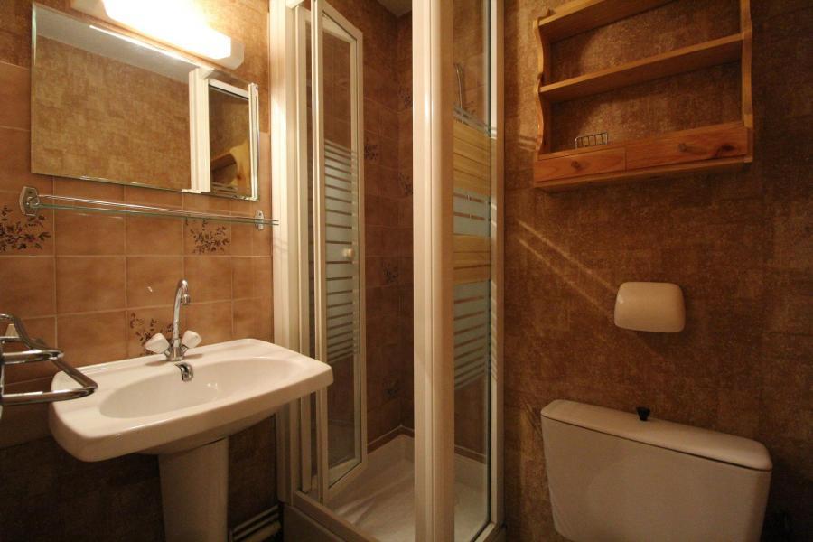 Аренда на лыжном курорте Апартаменты 2 комнат 4 чел. (124) - Résidence Chevallier - Val Cenis - Душ