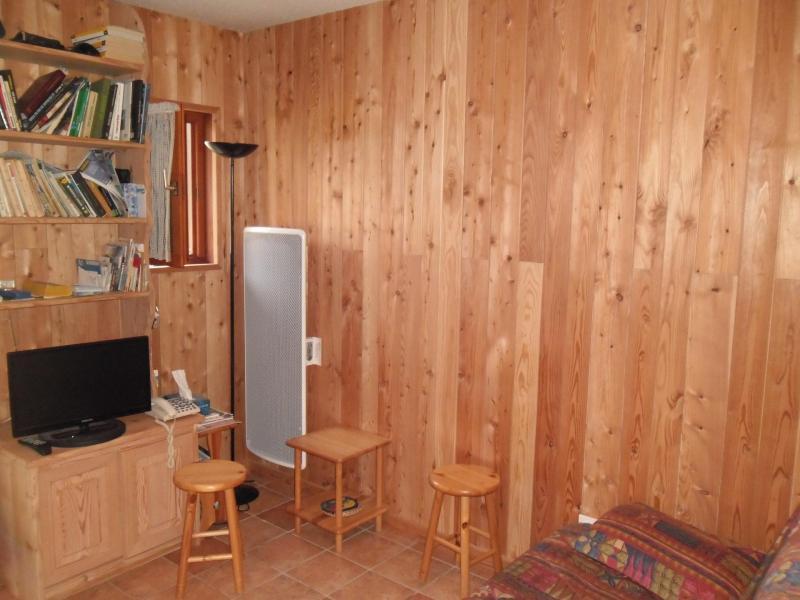 Аренда на лыжном курорте Квартира студия со спальней для 4 чел. (123) - Résidence Chevallier - Val Cenis