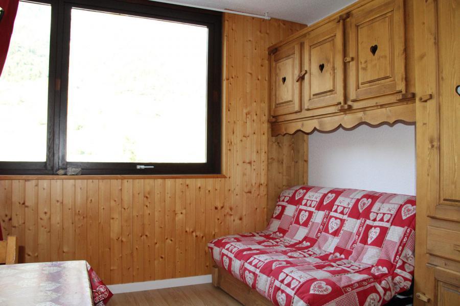 Аренда на лыжном курорте Квартира студия для 2 чел. (236) - Résidence Choucas - Val Cenis - Салон