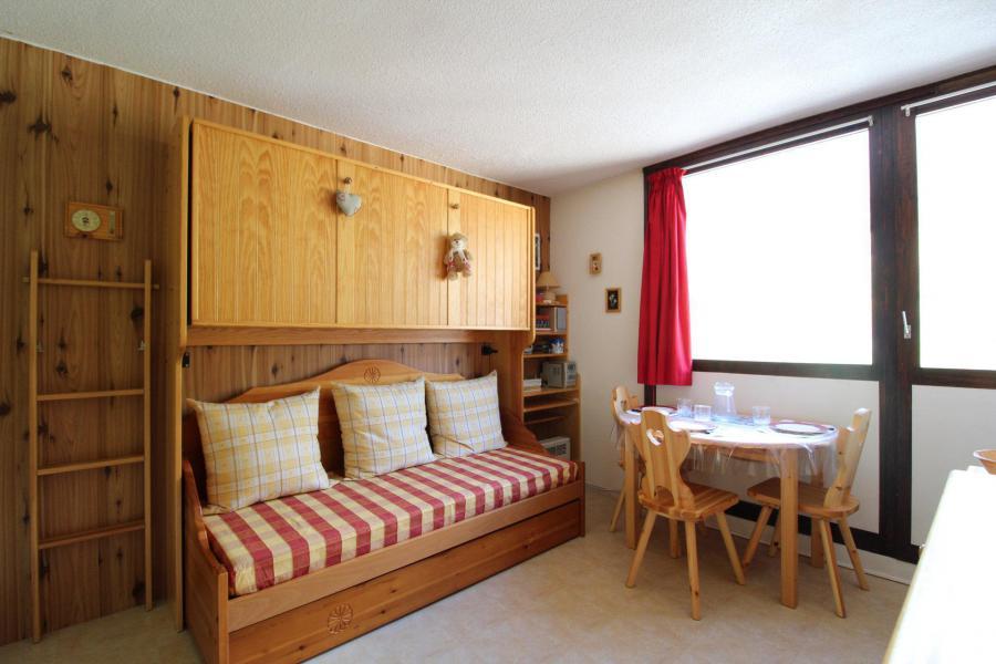 Location au ski Studio 2 personnes (256) - Résidence Choucas - Val Cenis - Table