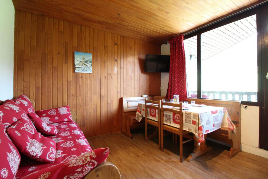 Аренда на лыжном курорте Апартаменты 2 комнат 4 чел. (053) - Résidence Colombaz - Val Cenis - Салон