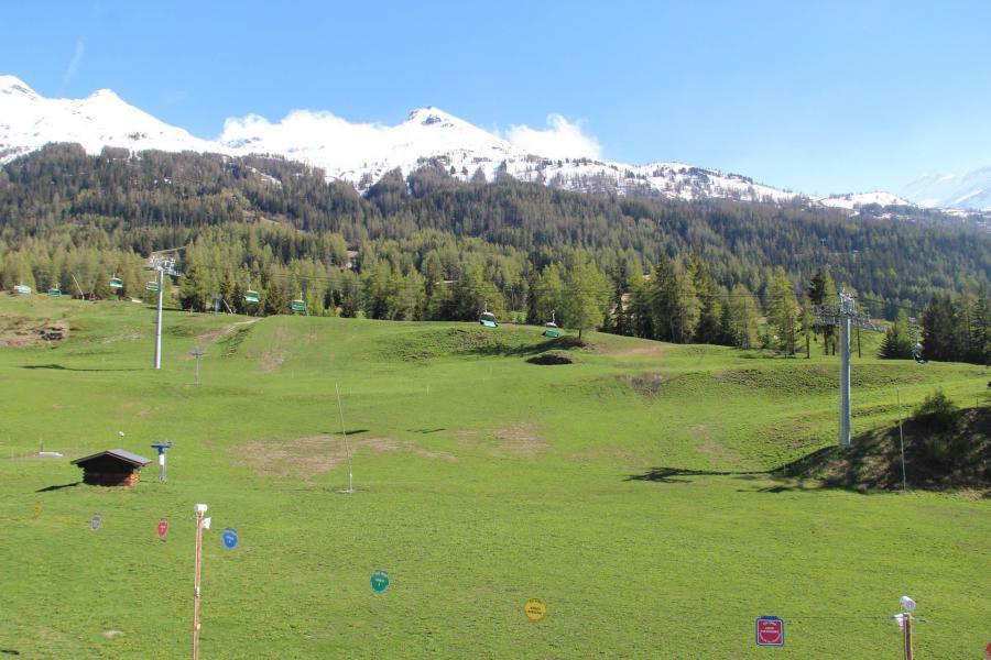 Аренда на лыжном курорте Апартаменты 2 комнат 4 чел. (053) - Résidence Colombaz - Val Cenis