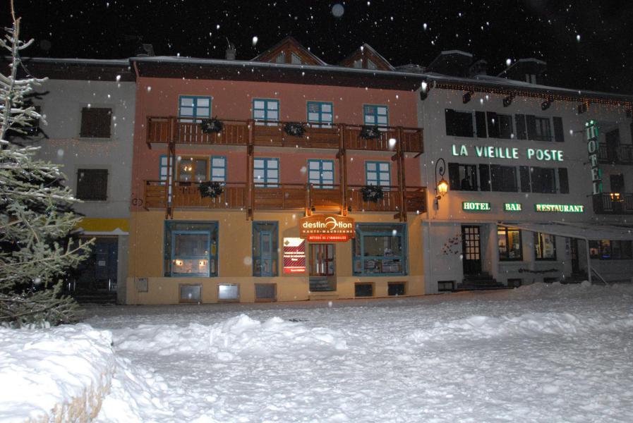 Аренда на лыжном курорте Résidence Jorcin Lanslebourg - Val Cenis