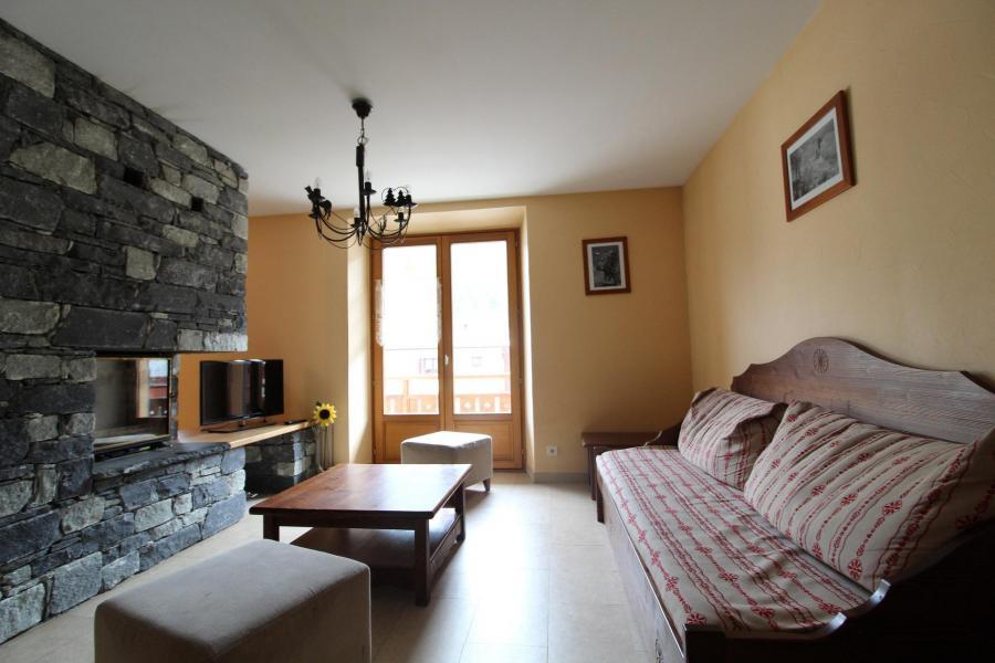 Location au ski Appartement 4 pièces mezzanine 10 personnes (002) - Résidence Jorcin Lanslebourg - Val Cenis - Appartement