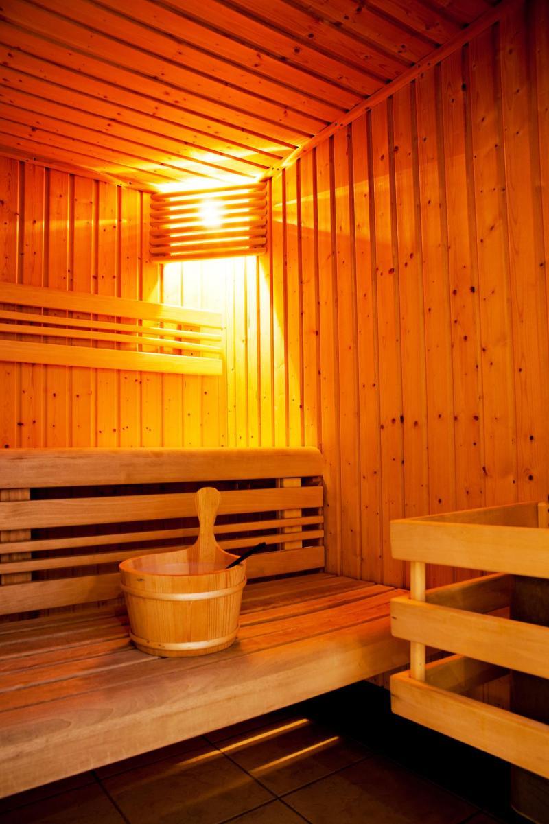 Location au ski Residence Lagrange Les Valmonts De Val Cenis - Val Cenis - Sauna