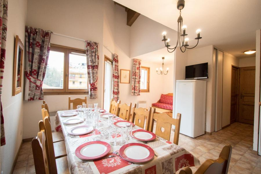 Location au ski Appartement duplex 4 pièces 10 personnes (A77) - Résidence le Bonheur des Pistes - Val Cenis