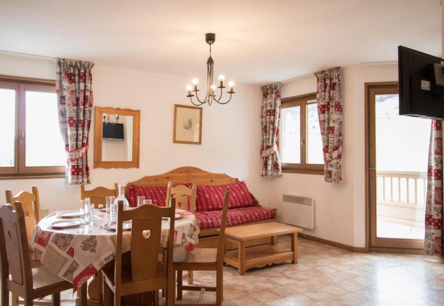 Location au ski Appartement 3 pièces 6 personnes (A68) - Résidence le Bonheur des Pistes - Val Cenis
