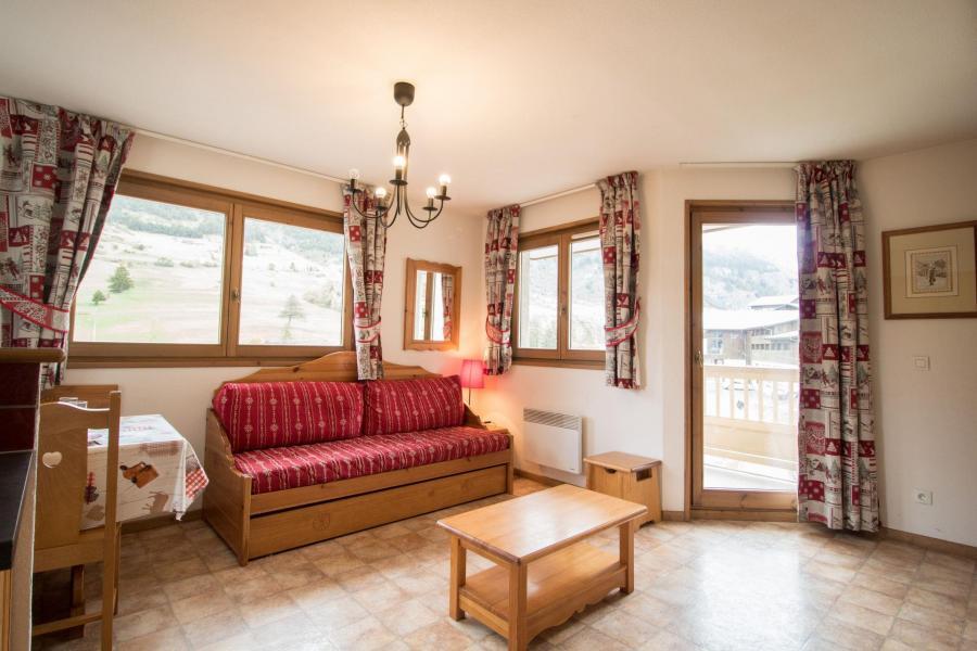 Location au ski Appartement 3 pièces 6 personnes (A72) - Résidence le Bonheur des Pistes - Val Cenis