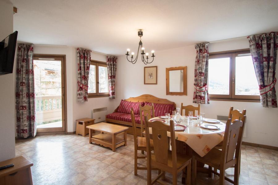 Location au ski Appartement 3 pièces 6 personnes (A69) - Résidence le Bonheur des Pistes - Val Cenis