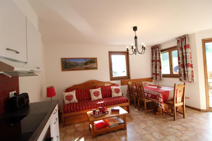 Location au ski Appartement 3 pièces 6 personnes (B15) - Résidence le Bonheur des Pistes - Val Cenis