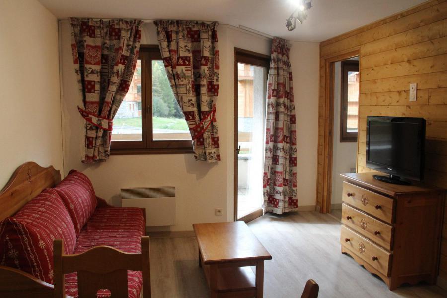 Location au ski Appartement 2 pièces 4 personnes (B04) - Résidence le Bonheur des Pistes - Val Cenis