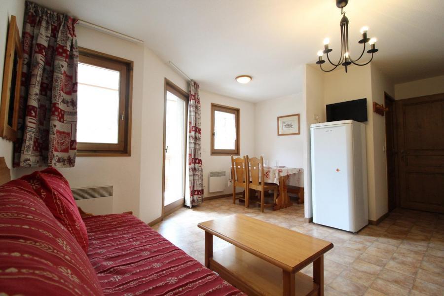 Alquiler al esquí Apartamento 2 piezas para 4 personas (B34M) - Résidence le Bonheur des Pistes - Val Cenis - Mesa baja