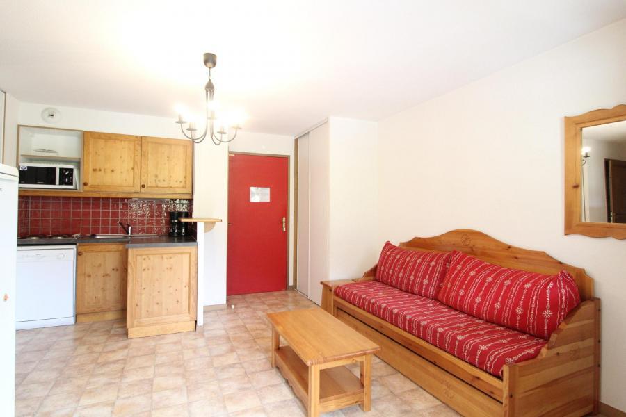 Alquiler al esquí Apartamento 2 piezas para 4 personas (B34M) - Résidence le Bonheur des Pistes - Val Cenis - Sofá-cama