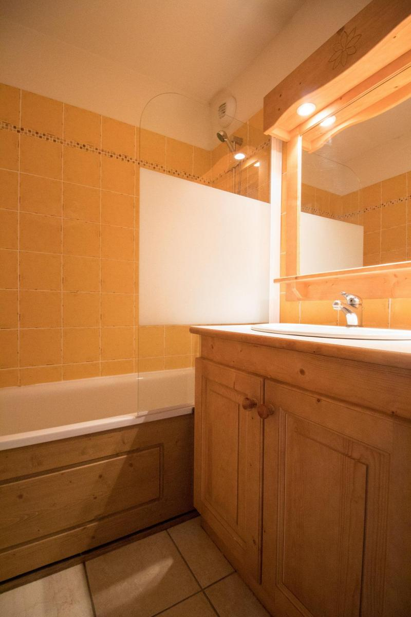 Alquiler al esquí Apartamento 3 piezas para 6 personas (B15) - Résidence le Bonheur des Pistes - Val Cenis - Bañera