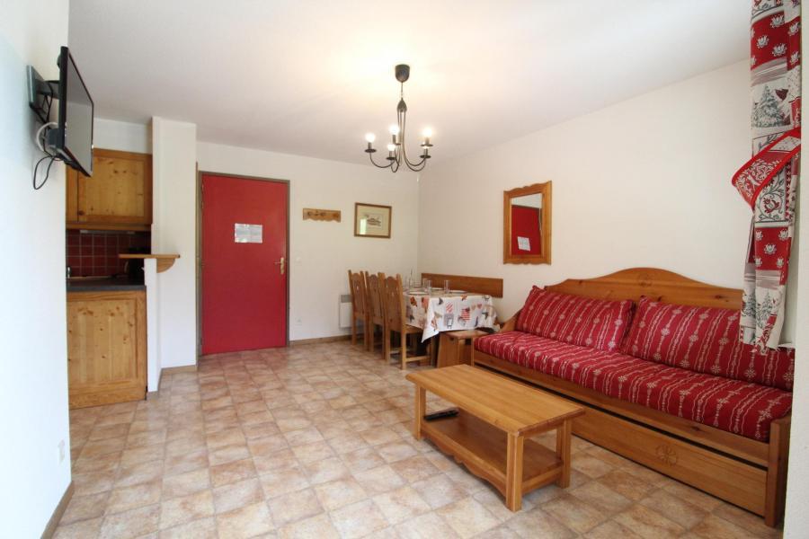 Alquiler al esquí Apartamento 3 piezas para 6 personas (B33) - Résidence le Bonheur des Pistes - Val Cenis - Estancia