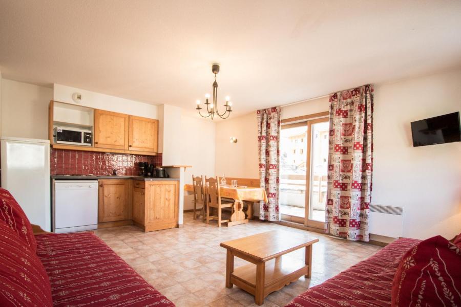 Location au ski Appartement 2 pièces 5 personnes (B03) - Résidence le Bonheur des Pistes - Val Cenis - Séjour